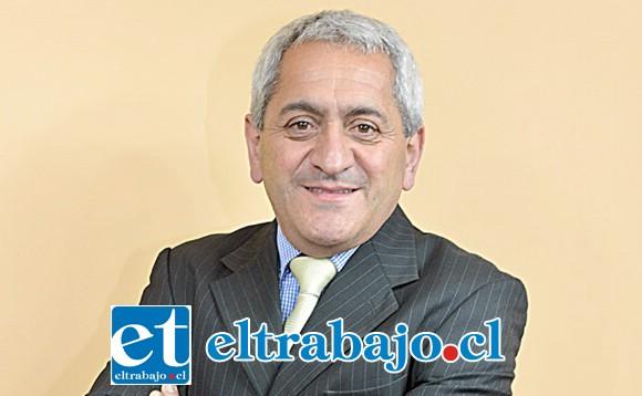 Pedro Caballería, alcalde de Rinconada, imposible ubicarlo ayer.