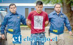 Los tres sujetos llevaban alrededor de un año cumpliendo condena en las cárceles de Los Andes y Petorca y se trata de los primeros expulsados este 2019.