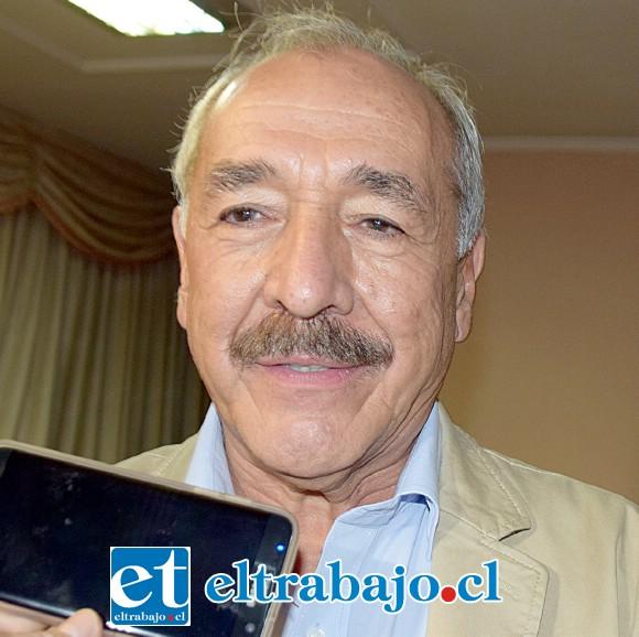 Patricio Freire, alcalde sanfelipeño.