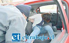 La adolescente acusó al conductor de un taxi de intentar cometer una violación al interior del móvil el año 2015. (Foto Referencial).