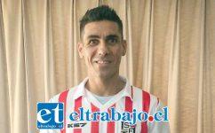 Después de una década Ángel Vildozo volverá a vestir la camiseta de Unión San Felipe.