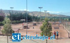 El lunes 14 se iniciará un torneo de Dobles en el Club de Tenis de San Felipe.