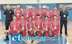 CUMPLIERON.- La incursión del Prat en la 46º versión del Campioni Del Domani fue todo un éxito al lograr avanzar a los Play Offs del principal torneo juvenil del básquet chileno.