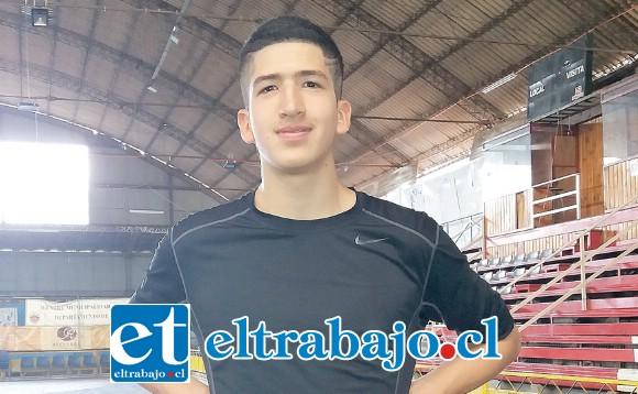 El sanfelipeño Raúl Amar se convirtió en el jugador chileno que más goles ha anotado en un solo partido en toda la historia del Campioni Del Domani.