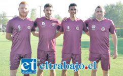 El próximo sábado Unión San Felipe presentará a sus refuerzos para esta temporada.
