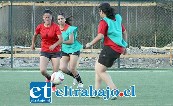 La selección de San Felipe no logró llegar a la gran final del Torneo Regional Femenino.