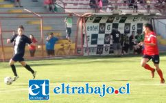 En un partido muy entretenido la selección de San Felipe se impuso por 2 goles a 1 a Valparaíso.