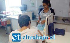 La prueba es de carácter gratuito, confidencial y su resultado no demora más de 20 minutos en conocerse.