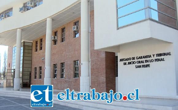 El juicio fue llevado a cabo en el Tribunal Oral en Lo Penal de San Felipe.