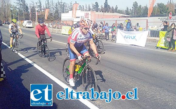 En la Vuelta Ciclística, el circuito iniciará en San Felipe, continuará por Santa María y seguirá por San Esteban.
