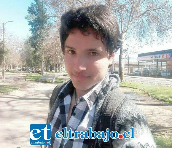 Cristian Muñoz Muñoz formalizado por el delito de homicidio, permanece internado en la Uepi del Hospital Psiquiátrico de Putaendo.