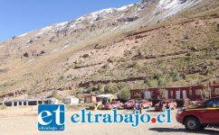 El campamento minero en Las Tejas, construido en forma totalmente irregular e ilegal, deberá ser demolido según lo dispuesto por la Corte de Apelaciones.