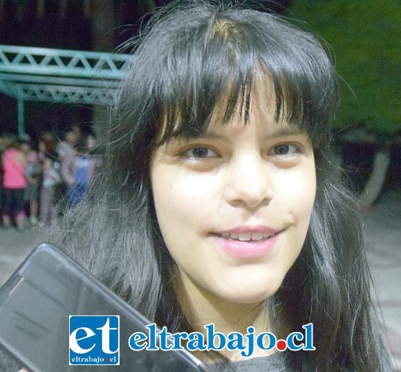 Isadora Núñez: «Muy impresionada de las historias que contaron, el caso del 'Tucho' Caldera, no conocía de este crimen, fue bueno que al final se hiciera justicia en este caso».