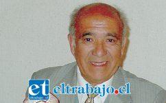 HASTA SIEMPRE.- José Miguel 'Nano' Biénzobas Aguilar nació el viernes 29 de noviembre de 1935, falleció el miércoles 6 de febrero de 2019.