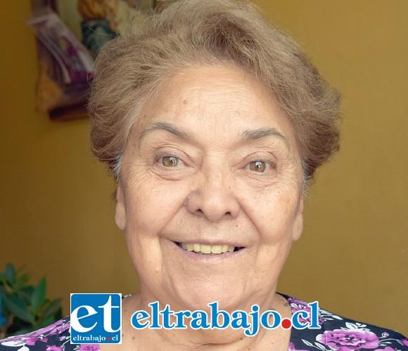 Doña María Villarroel viuda de Biénzobas.
