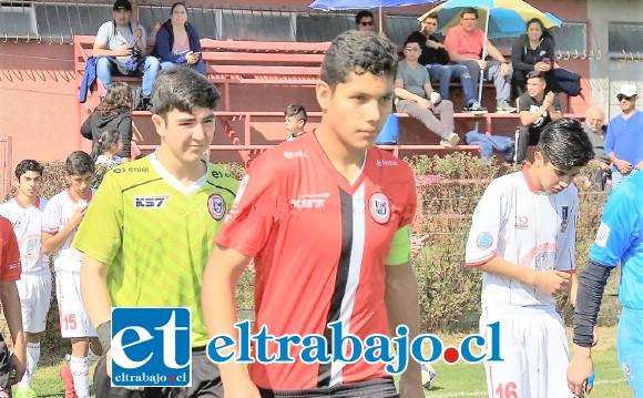 El cadete del Uní Uní, Bastián Roco, integrará la Selección Chilena menor de 15 años.