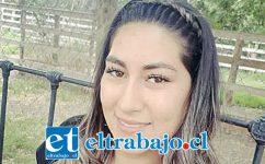 Javiera Mabel Rocha Palma, tenía 21 años de edad al momento de fallecer lamentablemente, la medianoche de este viernes, ella estaba domiciliada en Villa 250 Años de San Felipe.