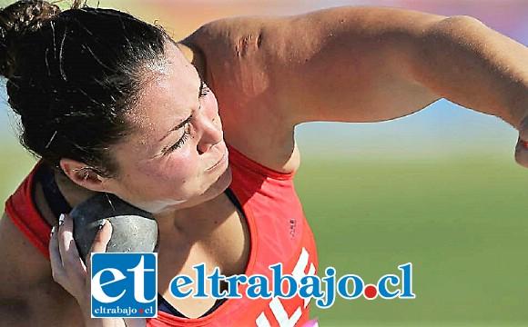 La atleta sanfelipeña fue sancionada con tres años de castigo por el Comité de Expertos en Dopaje.