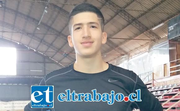 Su extraordinaria actuación en el Domani 2019 llevó a Raúl Amar al básquetbol argentino.