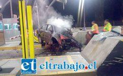 Luis Aravena, de 53 años de edad, murió la noche de este sábado tras colisionar con un camión en la ruta internacional.