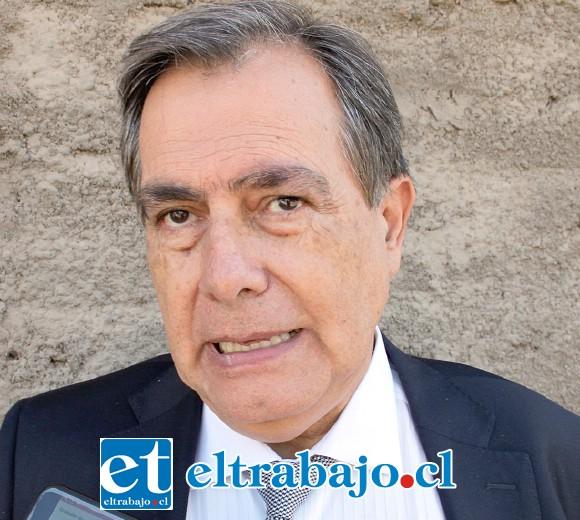 Concejal de San Felipe, Cristian Beals.