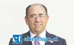 El gobernador Claudio Rodríguez Cataldo destacó los avances logrados en el primer año de gobierno.