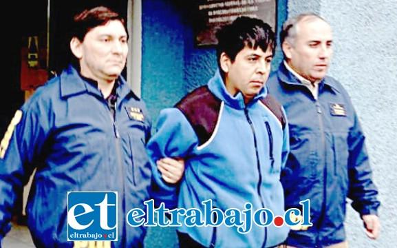El imputado Pablo Arias Villalobos fue detenido por la PDI en junio del año pasado por almacenamiento de pornografía infantil.