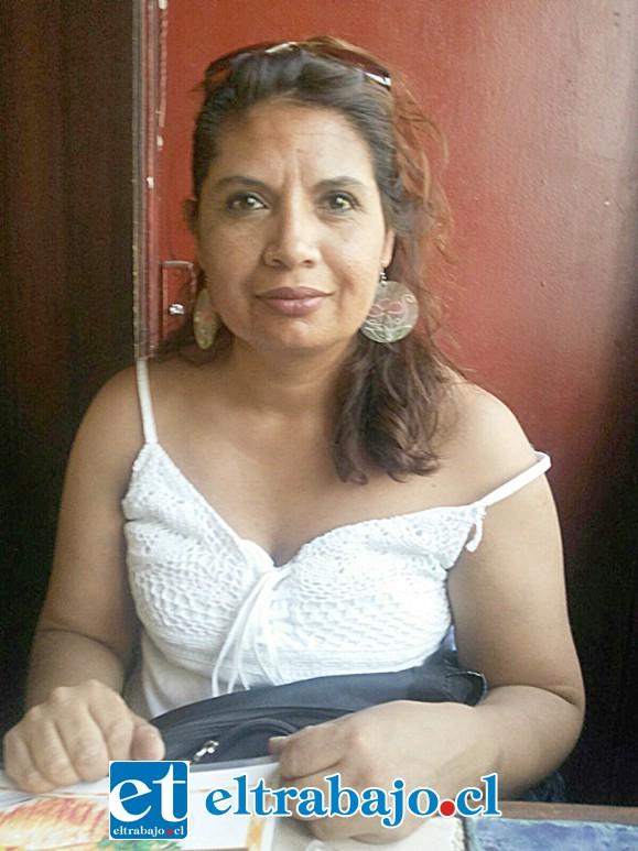 Marjorie Varas, asesinada en Llay Llay el 11 de mayo de 2017.