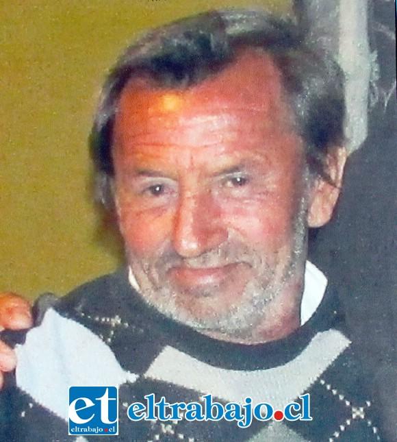 Aurelio Valenzuela, el próximo 18 de septiembre cumpliría sus 60 años de edad.