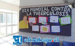 Este domingo 24 de marzo se celebró el Día Mundial de la Tuberculosis.