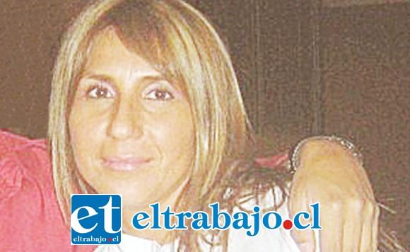 Esta es la foto que aparece la sospechosa de haber cometido una nueva estafa en perjuicio de una empresaria andina.