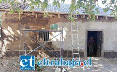 A través del Programa de Protección al Patrimonio Familiar, el proyecto piloto está recuperando 40 casas patrimoniales en la comuna de Putaendo, recuperando su estructura y conservando su valor histórico, pero además optimizando las condiciones de habitabilidad para las personas que viven en ella.