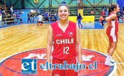 La nueva entrenadora del Prat es parte de la selección chilena adulta.
