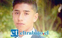 Santiago Poblete Arredondo, de 18 años de edad, se encuentra grave internado en la UCI del Hospital San Camilo tras ser atropellado este domingo.