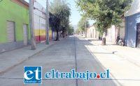 A partir de las 15 horas de hoy quedará habilitado para el uso público la calle Abraham Ahumada en toda su extensión hasta el puente Estero Quilpué.