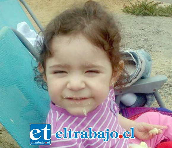 La pequeña Ámbar Lazcano Páez, su muerte conmocionó a la opinión pública.