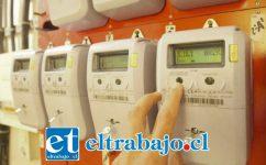 VIENE EL CAMBIO.- Casi nadie en Chile quiere tener instalado estos medidores en sus casas, la polémica es nacional y el tiempo corre.