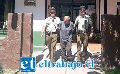 El sentenciado identificado como Marco Antonio C.O., llevaba en Prisión Preventiva 55 días, los que fueron abonados a su sentencia. La lectura de la sentencia fue este viernes en la mañana.