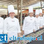 En la ocasión los asistentes podrán disfrutar de una exquisita 'Picá de charquí' en forma totalmente gratuita. (Foto celebración 2018).