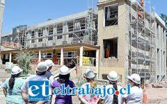 La agresión tuvo lugar al interior de las obras de mejoramiento del Hospital Psiquiátrico de Putaendo, donde un trabajador disconforme con su sueldo agredió con un cincel a un jefe de terreno.