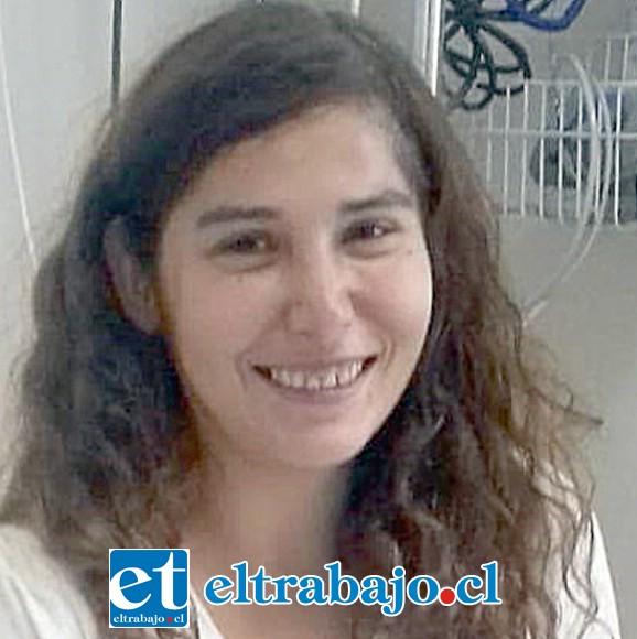 María Mercedes Correa Maldonado, joven que fue operada tras encontrársele tumores mamarios.