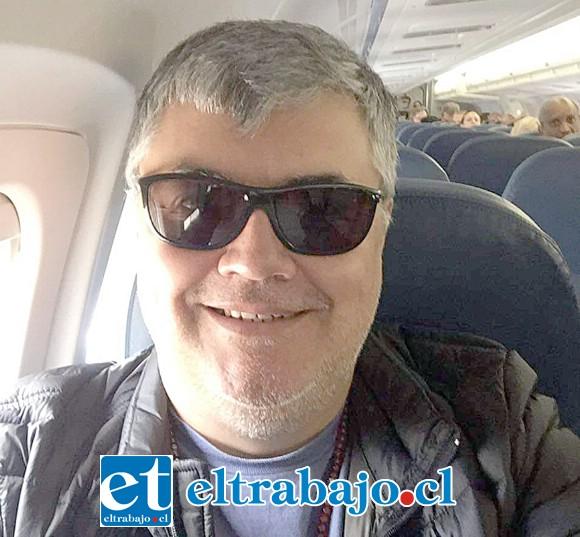 Gustavo Tapia Sánchez tenía 44 años de edad al momento de fallecer.