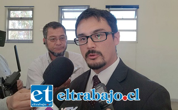 El Fiscal Alejandro Bustos Ibarra estuvo a cargo de la investigación del caso.