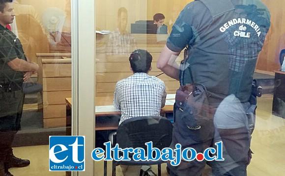 A fines de marzo del 2018, después de diez meses de investigación, Sebastián Godoy fue formalizado en tribunales.