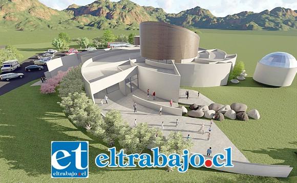 Este gran proyecto costará 3.850 millones de pesos y se abrirá al público a finales del primer semestre del 2020.