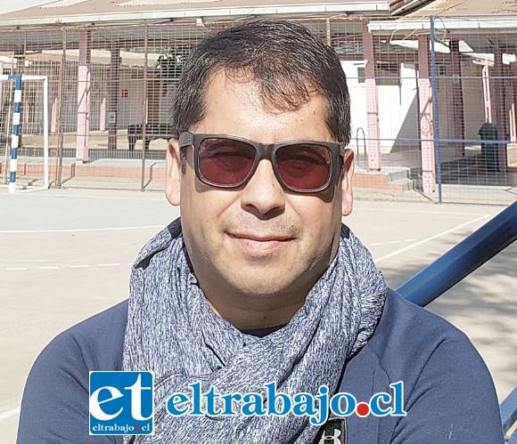 Entrenador de esta rama deportiva, Javier Navarrete.