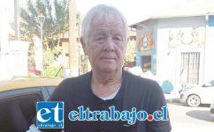 Antonio 'Cocoa' Villarroel es uno de los organizadores del festival de fútbol benéfico que el 21 de mayo se hará en Parrasía para 'Sapito' Andrade.