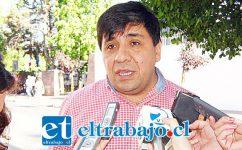Mauricio Navarro, exalcalde andino, quedó libre, pero con medidas cautelares de Arraigo Nacional y Firma Mensual.