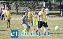 En junio próximo comenzará a funcionar la primera Escuela de Fútbol Inclusivo en el Valle de Aconcagua.