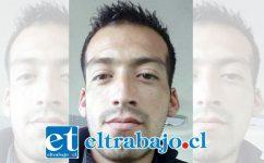 Sebastián Godoy fue sentenciado a 20 años de cárcel por Homicidio Calificado.